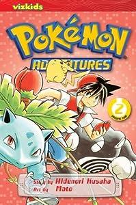 Pokémon Adventures, Vol. 2