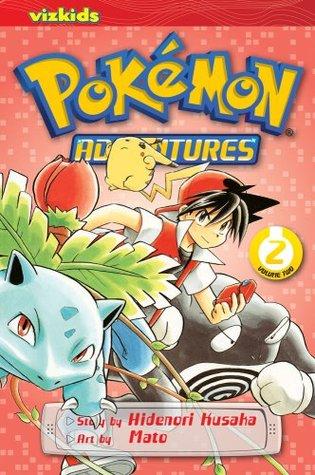 Pokémon Adventures, Vol. 2 by Hidenori Kusaka
