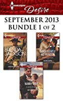 Harlequin Desire September 2013 - Bundle 1 of 2: Stern\The Nanny Trap\Conveniently His Princess