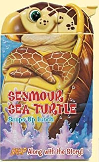Seymour Sea Turtle Snaps Up Lunch