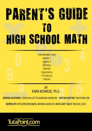 Parent's Guide to High School Math