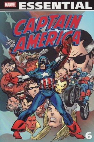 Essential Captain America, Vol. 6