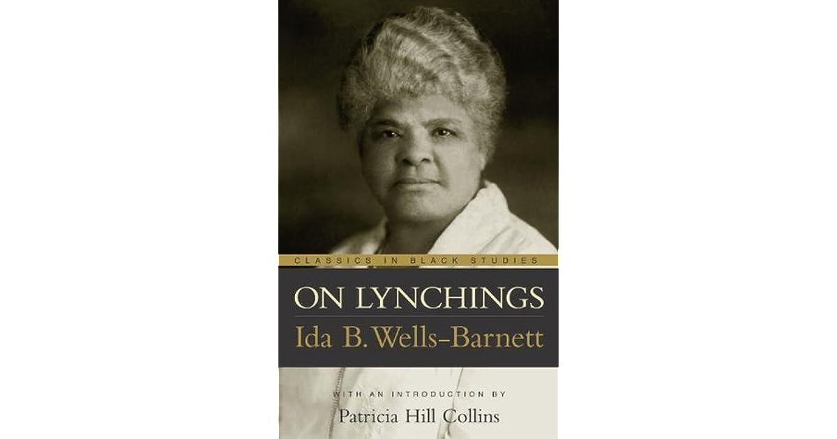 ida b wells on lynchings pdf