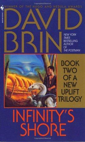 Infinity's Shore (Uplift Storm Trilogy, #2)