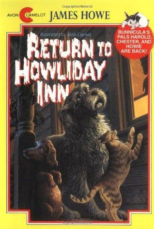 Return to Howliday Inn (Bunnicula, #5)