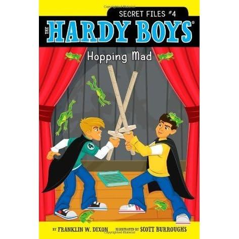 Hardy Boys: The Secret Files