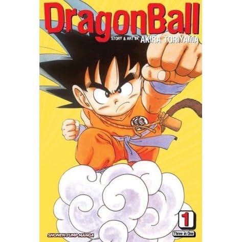 Dragon Ball Vol 1 By Akira Toriyama