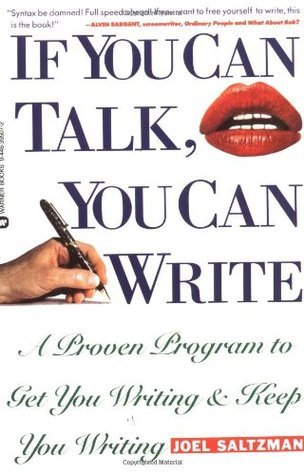 If You Can Talk, You Can Write - Joel Saltzman