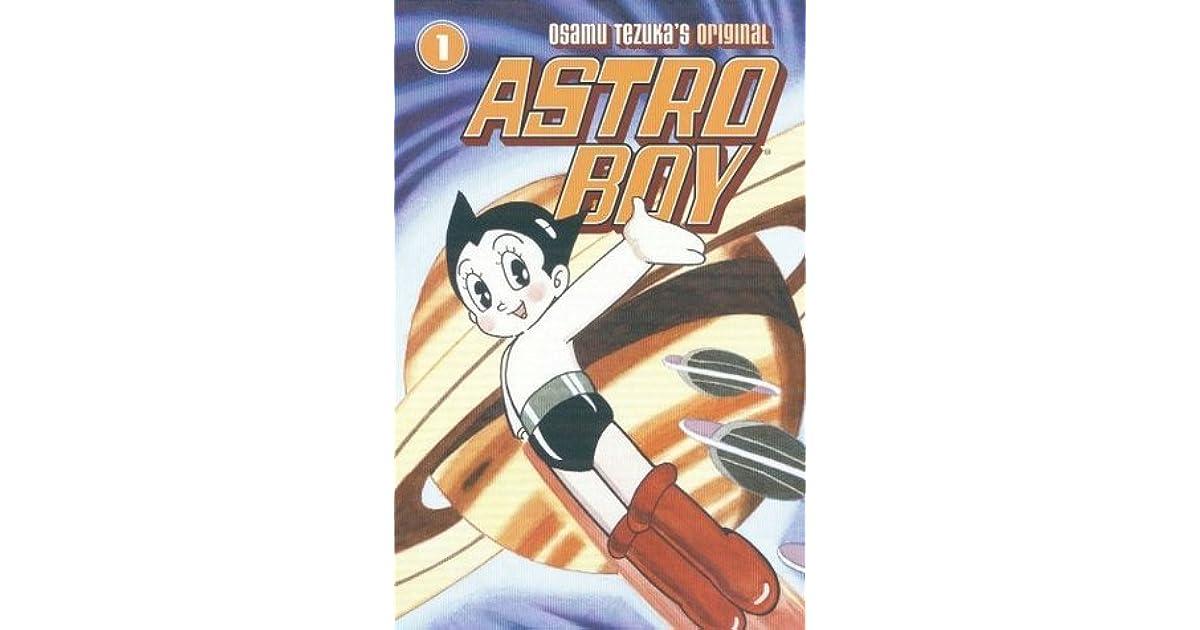Astro Boy, Vol  1 by Osamu Tezuka