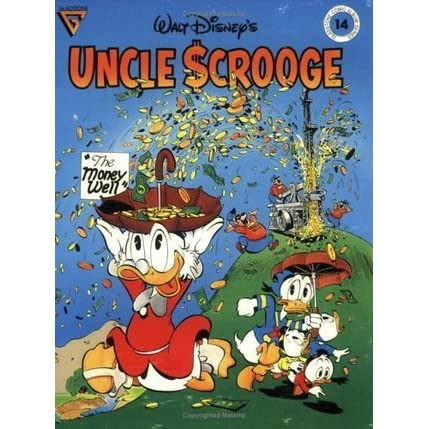 Uncle Scrooge The Money Well by Carl Barks