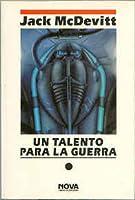 Un talento para la guerra (Alex Benedict, #1)