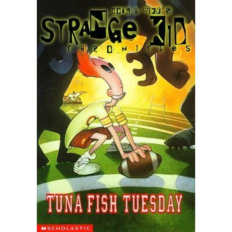 Tuna fish tuesday by doug tennapel reviews discussion for Is tuna fish good for you
