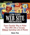 Streetwise Low-Cost Web Site Promotion: Every Possible Way to Make Your Web Site a Success, Without Spending Lots of Money