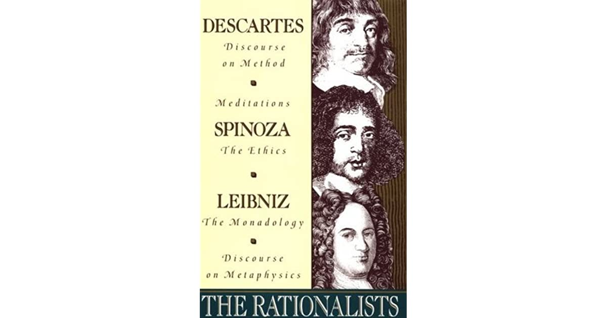 descartes meditations descartes discourse on method essay René descartes: the mind-body distinction one of the deepest and most lasting legacies of descartes' philosophy is his thesis that mind and body are really distinct—a thesis now called mind-body dualism he reaches this conclusion by arguing that the nature of the mind (that is, a thinking, non-extended thing) is completely different from.