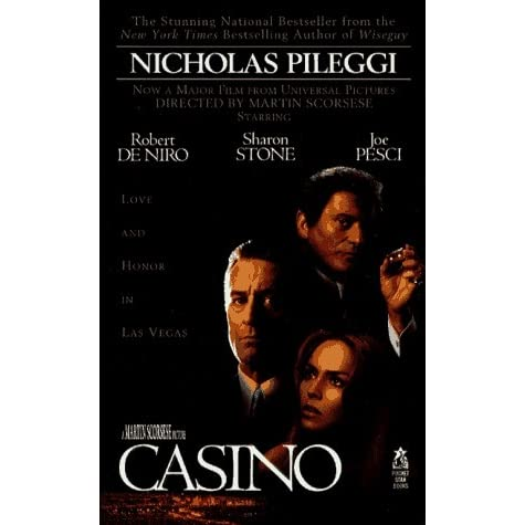 casino the book nicholas pileggi