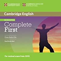 Complete First Certificate Students Book