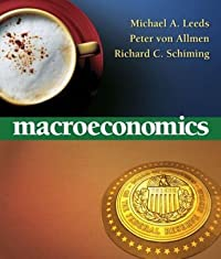 Macroeconomics [with MyEconLab & eText 1-Semester Access Code]