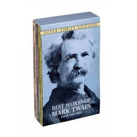 the life story and popular works of author mark twain Twain took his pen name from an alert cry used on his steamboat - by the mark, twain (1957) (author (1953) (story - segment the five gifts of life.