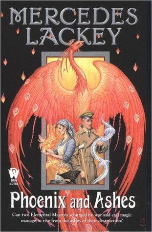 Phoenix and Ashes (Elemental Masters, #3)