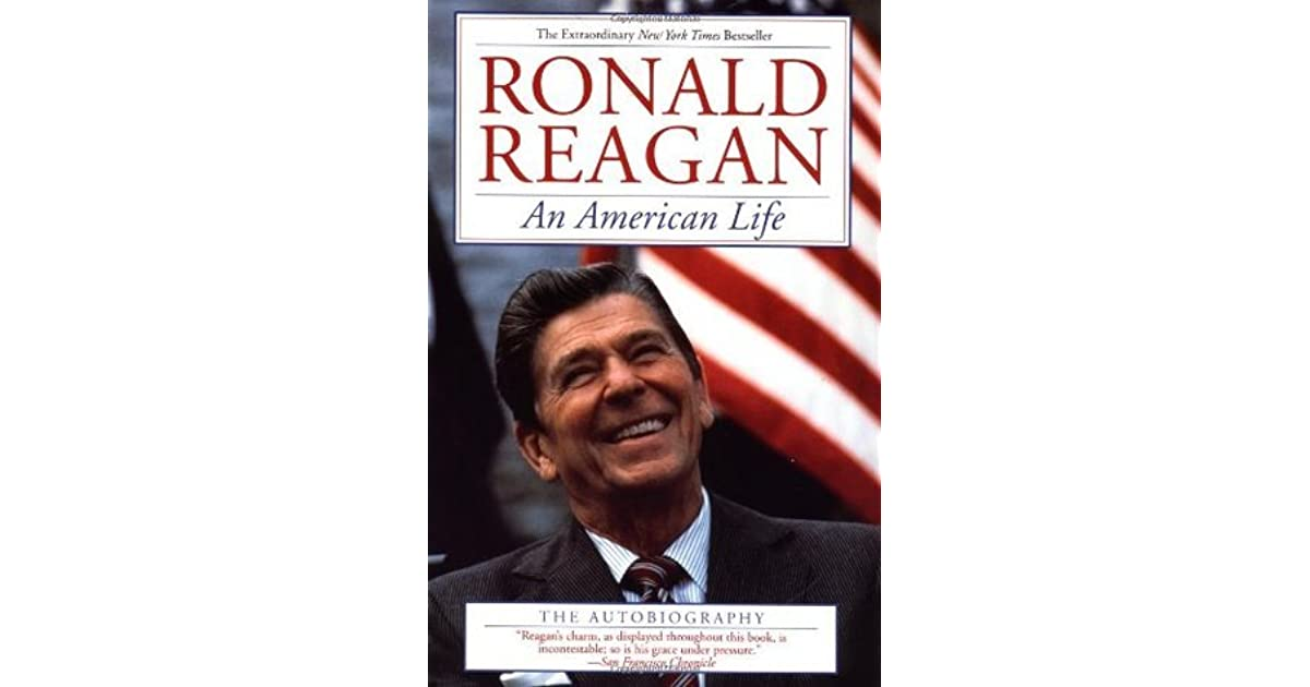 An american life by ronald reagan fandeluxe Gallery