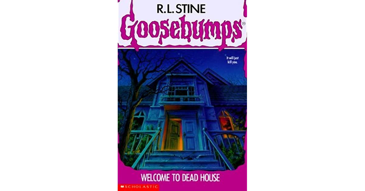 rl stine goosebumps welcome to dead house pdf