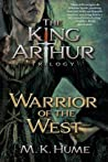 Warrior of the West (King Arthur, #2)