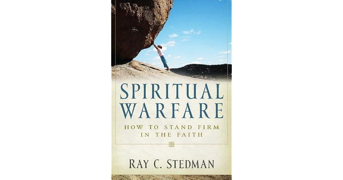 spiritual warfare by ray c stedman