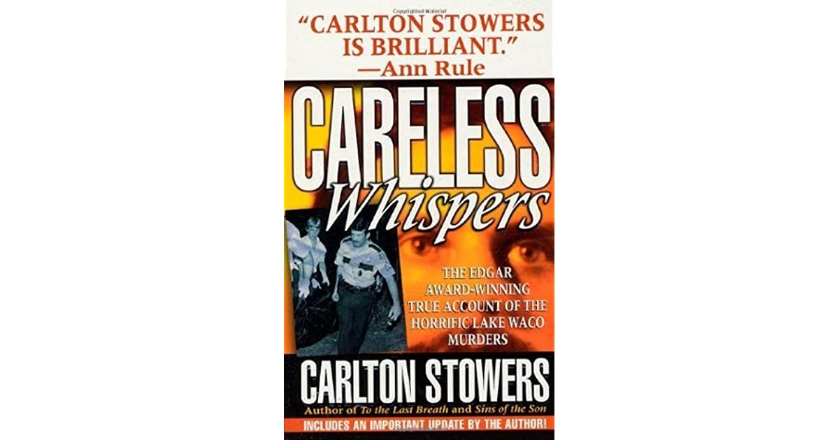 sins of the son stowers carlton
