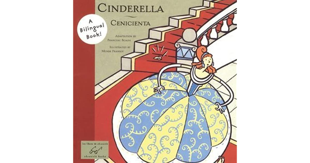 Cinderellacenicienta By Francesc Boada