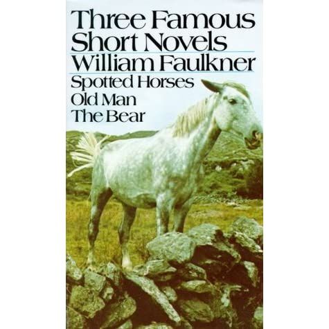 a literary analysis of spotted horses and mule in the yard by william faulkner How can the answer be improved.