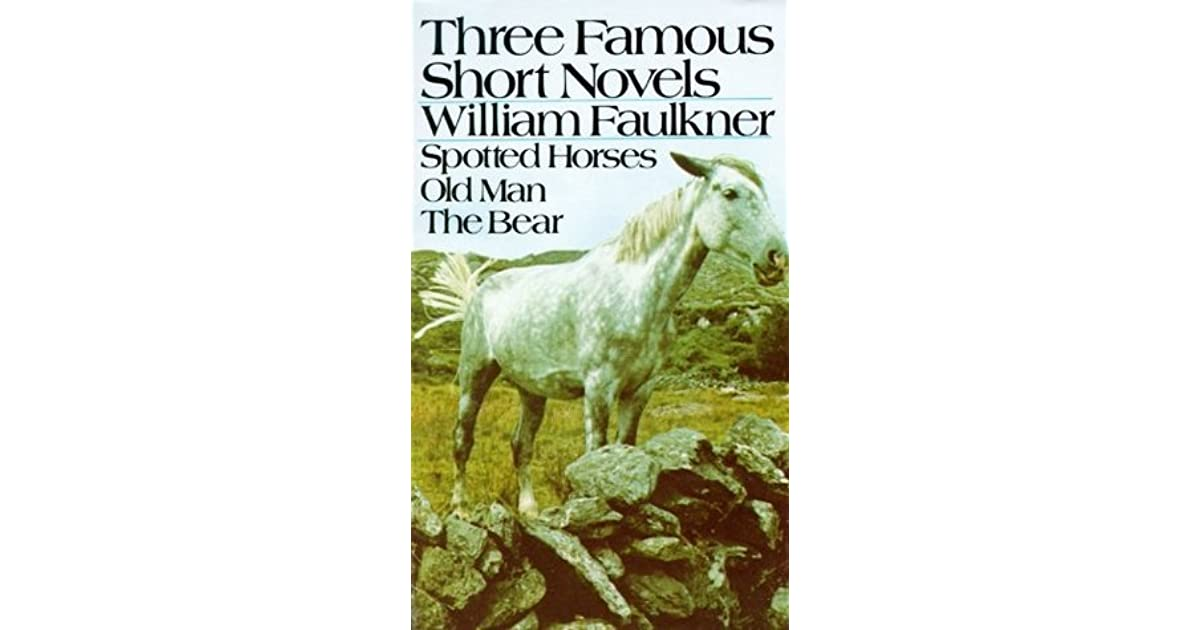 william faulkners short novel the bear essay Free essay: the a rose for emily day may essay characters covered include: 21-2-2014 william faulkner's the bear analysis the william faulkners character.