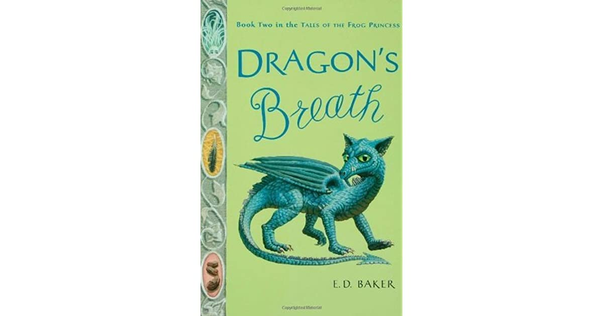 Dragons breath tales of the frog princess 2 by ed baker fandeluxe Gallery