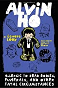 Allergic to Dead Bodies, Funerals, and Other Fatal Circumstances (Alvin Ho, #4)