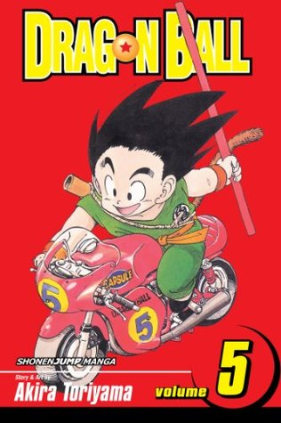 Dragon Ball, Vol. 5 (SJ Edition): The Red Ribbon Army (Dragon Ball: Shonen Jump Graphic Novel)