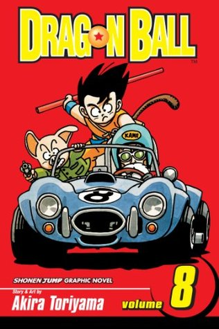 Dragon Ball, Vol. 8 (SJ Edition): Taopaipai & Master Karin (Dragon Ball: Shonen Jump Graphic Novel)