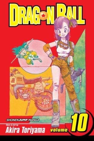 Dragon Ball, Vol. 10 (SJ Edition): Return To The Tournament