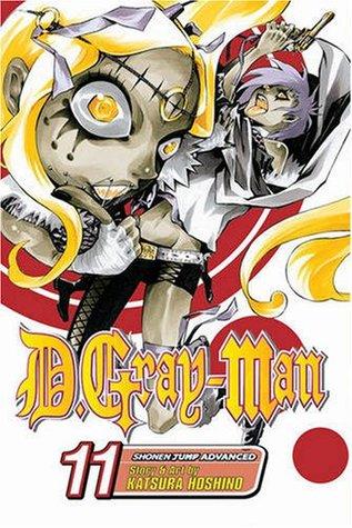 D.Gray-man, Volume 11