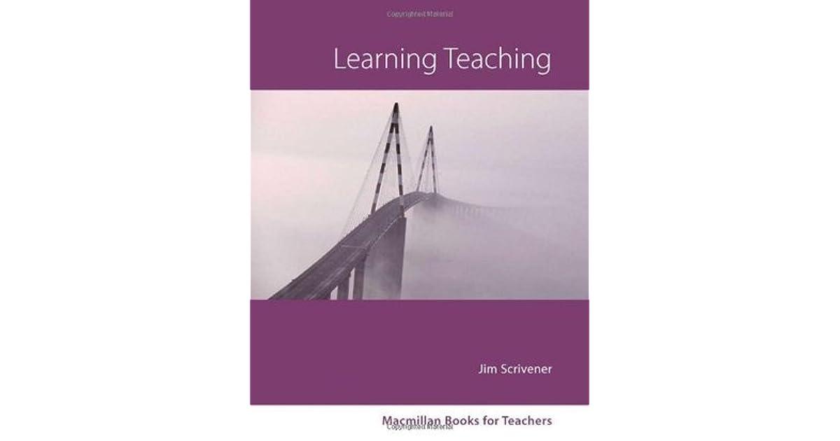 Learning Teaching Jim Scrivener 3rd Edition Pdf