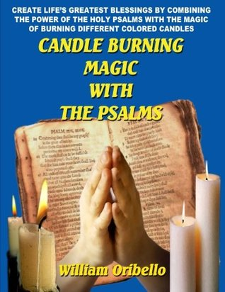Steve Cran's review of Candle Burning Magic With the Psalms