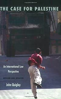 The Case for Palestine: An International Law Perspective