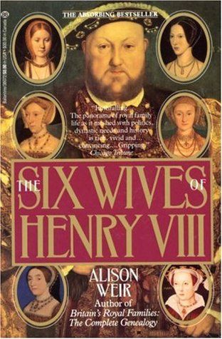 wives of six henry book the viii