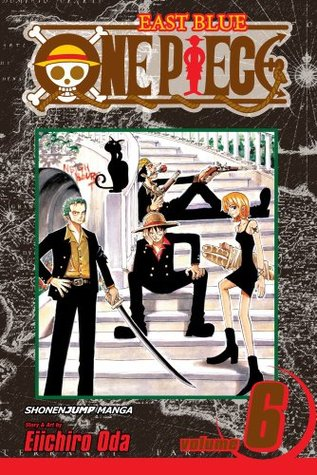 One Piece, Volume 06: The Oath