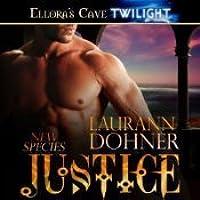 Justice (New Species, #4)