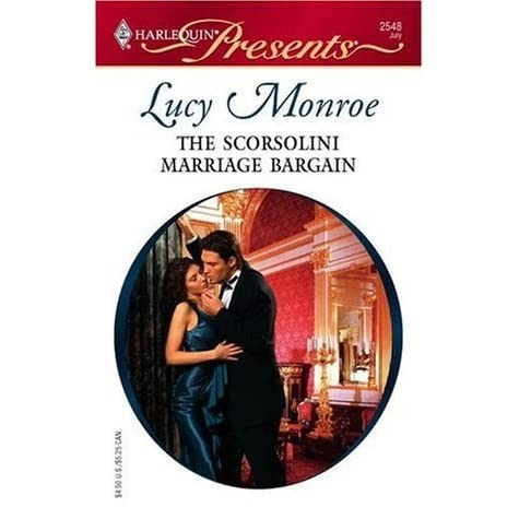 lucy monroe book reviews