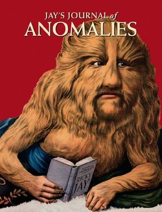 cover: Jay's Journal of Anomalies by Ricky Jay
