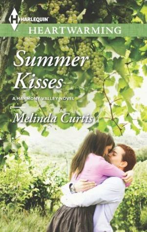 Summer Kisses (A Harmony Valley Novel, #2)