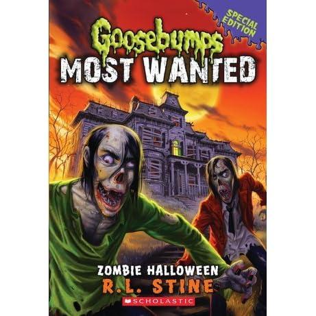 Goosebumps Zombie Halloween | Zombie Halloween By R L Stine