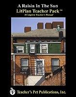 A Raisin In The Sun LitPlan - A Novel Unit Teacher Guide With Daily Lesson Plans (Print Copy)