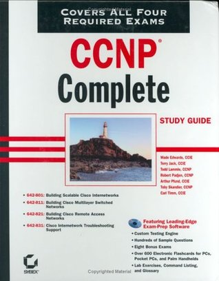 CCNP: Complete Study Guide by Wade Edwards