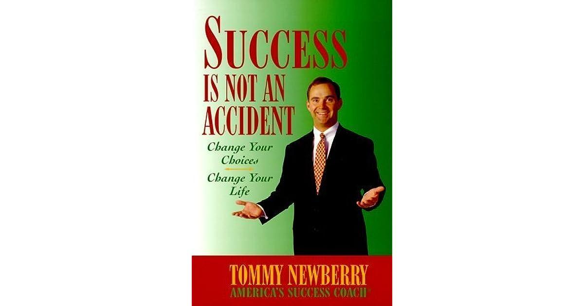 El Exito No Es Casualidad Tommy Newberry Pdf